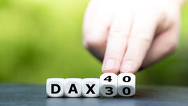 Der DAX-40 kommt