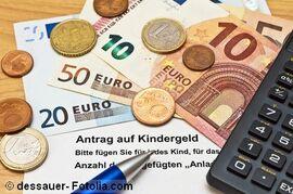 Kindergeld Antrag Familienkasse
