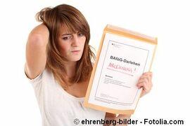 BAföG-Antrag abgelehnt