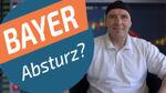 Bayer-Aktie: Geht der Absturz weiter?