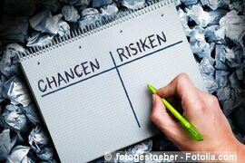 Chancen und Risiken Zertifikate