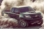 Der Chevrolet Colorado von General Motors