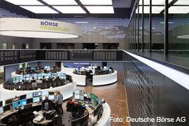 Deutsche Börse börsennotierte Aktiengesellschaften