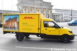 Deutsche Post Streetscooter in Berlin