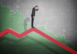 Rezessions-Angst: Das Depot gegen Verluste absichern – Geht das?