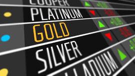 Einstiegs-Chance bei Gold?