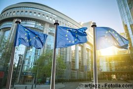 Europa Parlament Brüssel