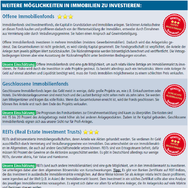 Immobilien-Investments