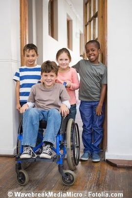Kindergeld für Kinder mit Behinderung