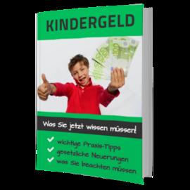 Kindergeld Inofrmation als E-Book