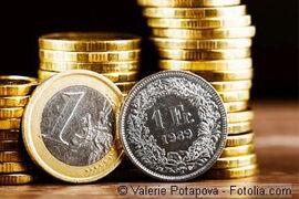 Euro/Schweizer Franken – EUR/CHF