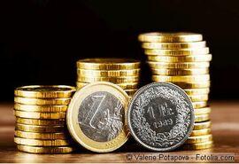 Devisenpaar Euro Schweizer Franken (EUR/CHF)