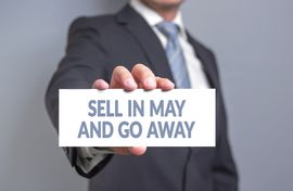 Sell in May and go away!