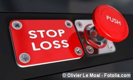 Stop Loss Marke Optionsscheine